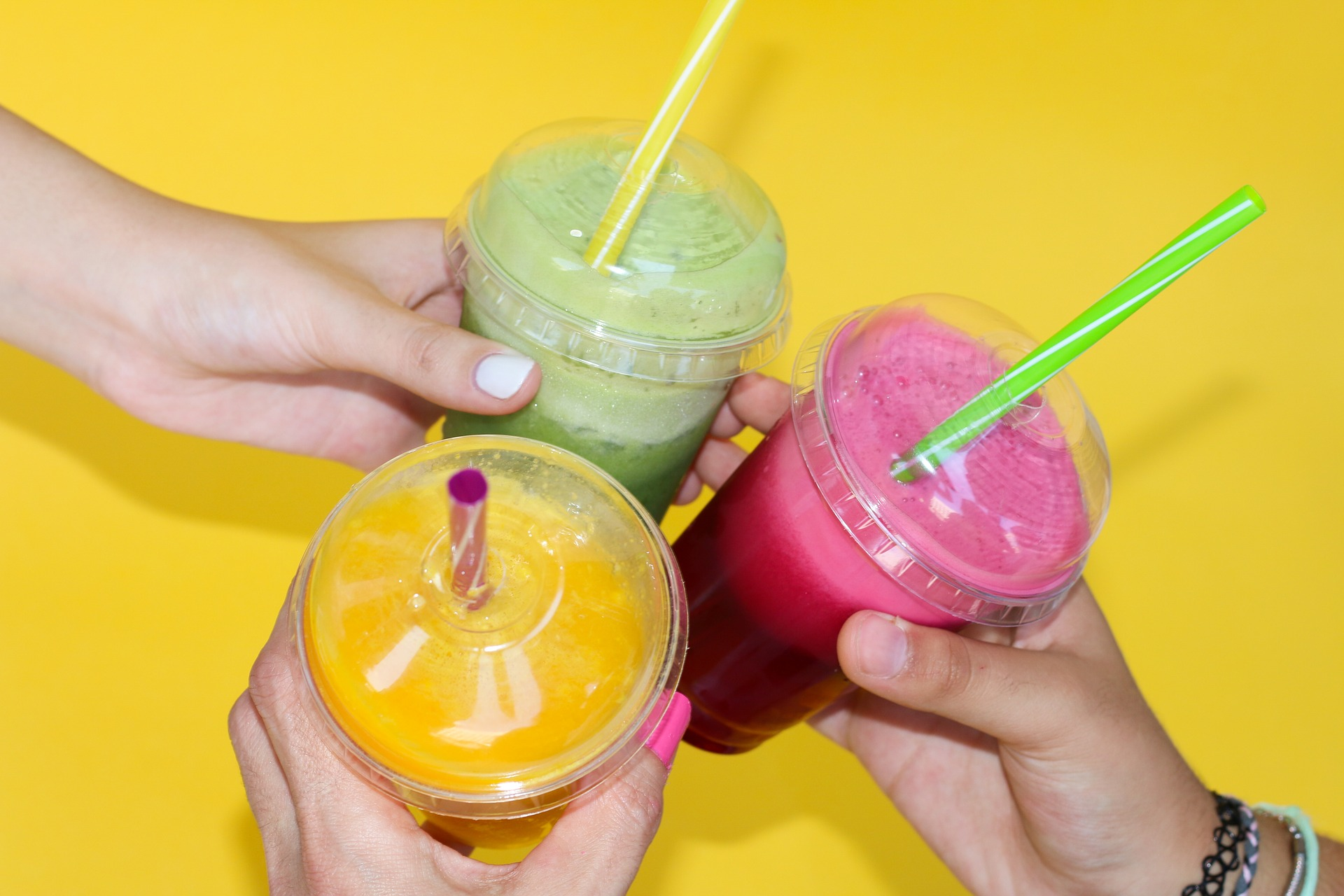 Smoothies For A Healthy & Delicious Meal