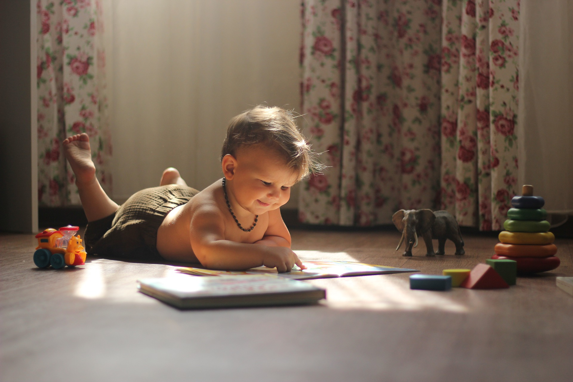 12 Things You Can Learn From A 2 Year Old