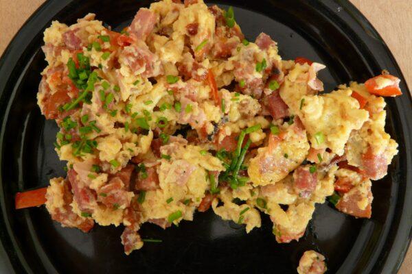Breakfast – Yummy Scramble