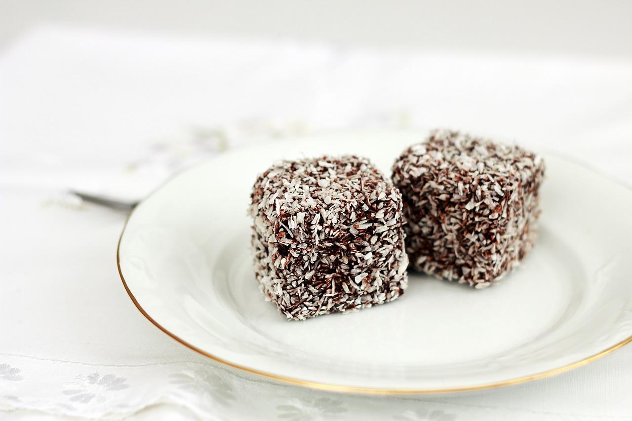 Desserts – Ice Cube Tray Chocolates